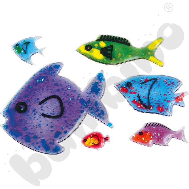 Transparentne rybki