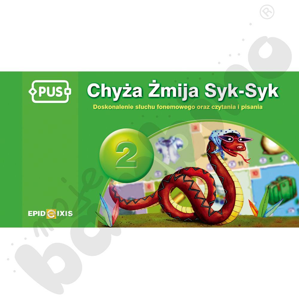 Chyża Żmija Syk-Syk