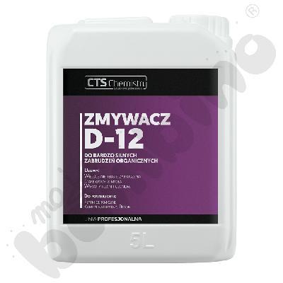 Zmywacz D-12, poj. 5l