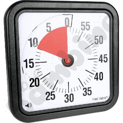 Duży zegar z dźwiękiem