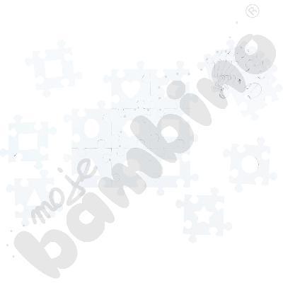 Ramki na zdjęcia - puzzle