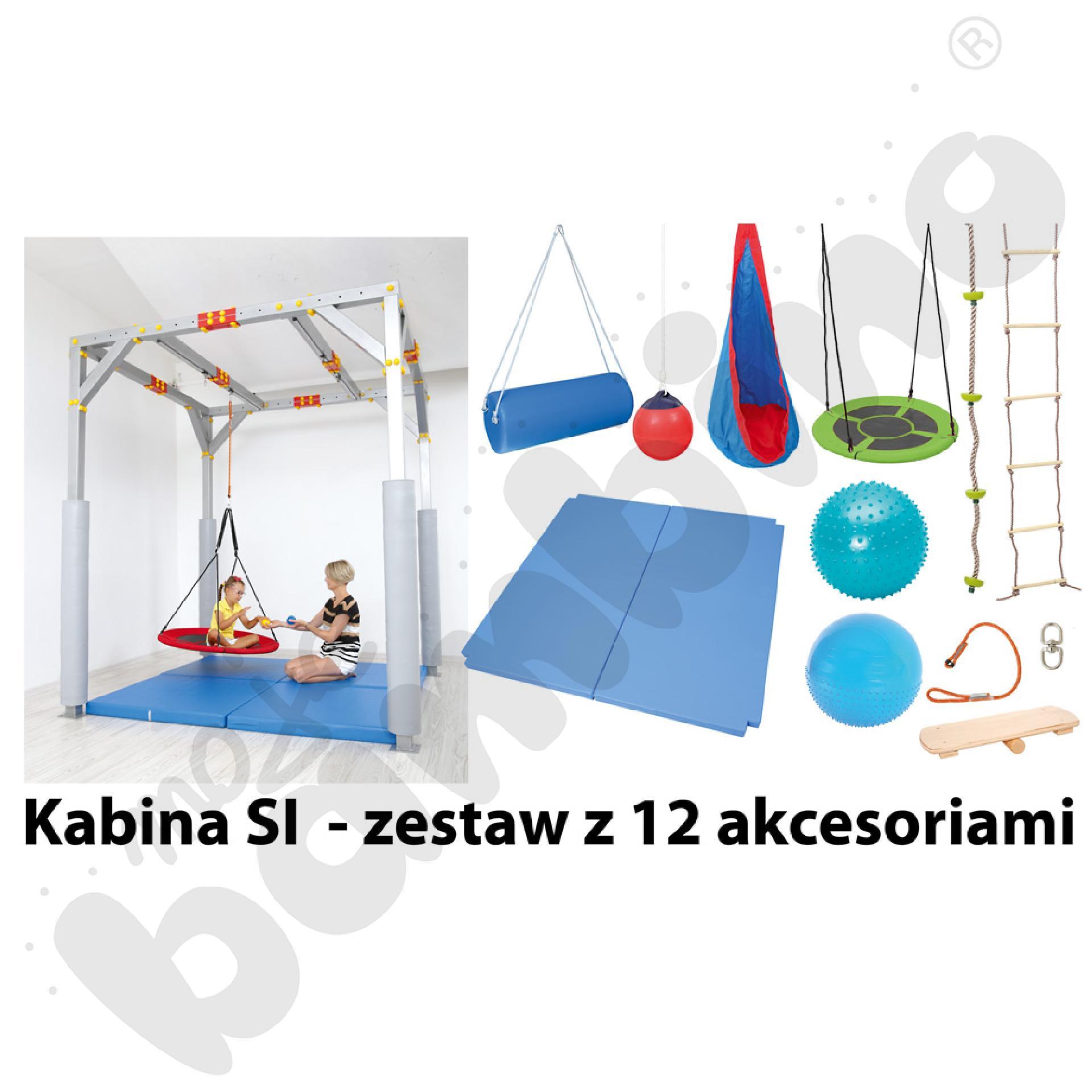 Kabina SI - zestaw rozszerzony