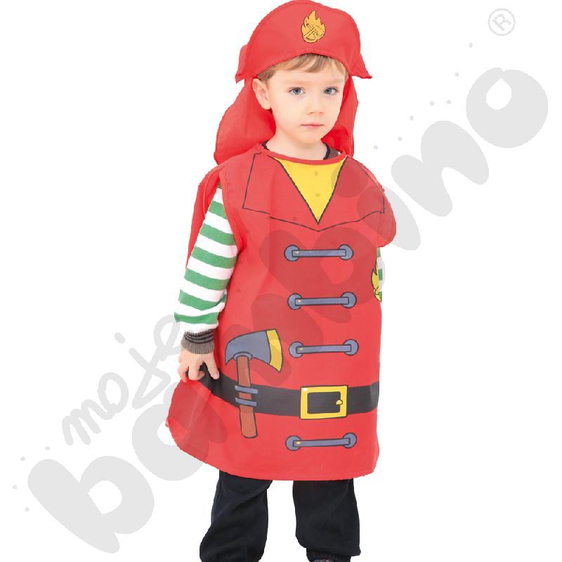 Strażak - kostium