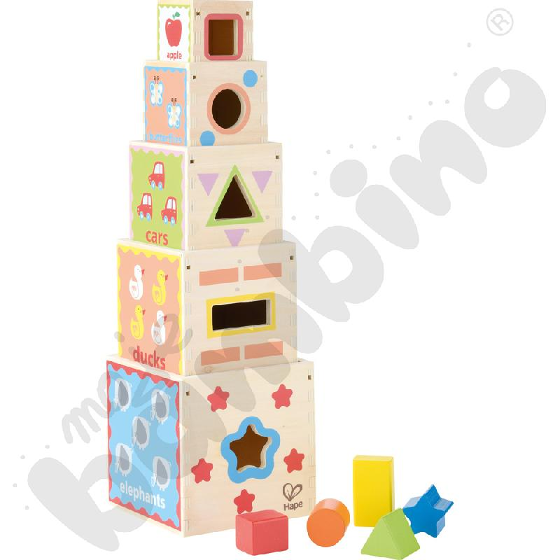 Piramida 5 x 5