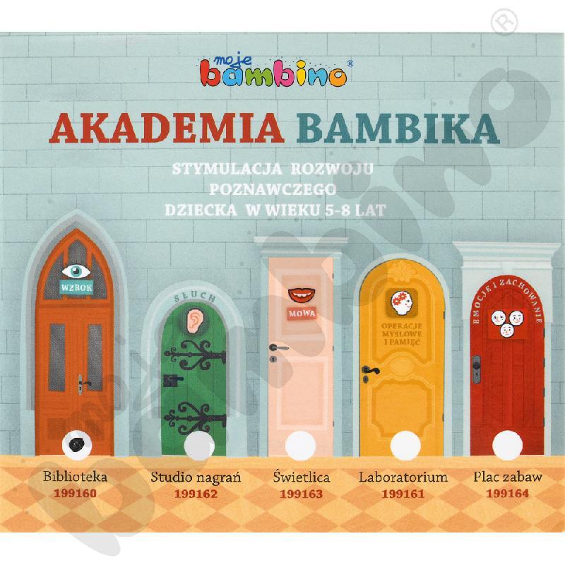 Akademia Bambika. Biblioteka