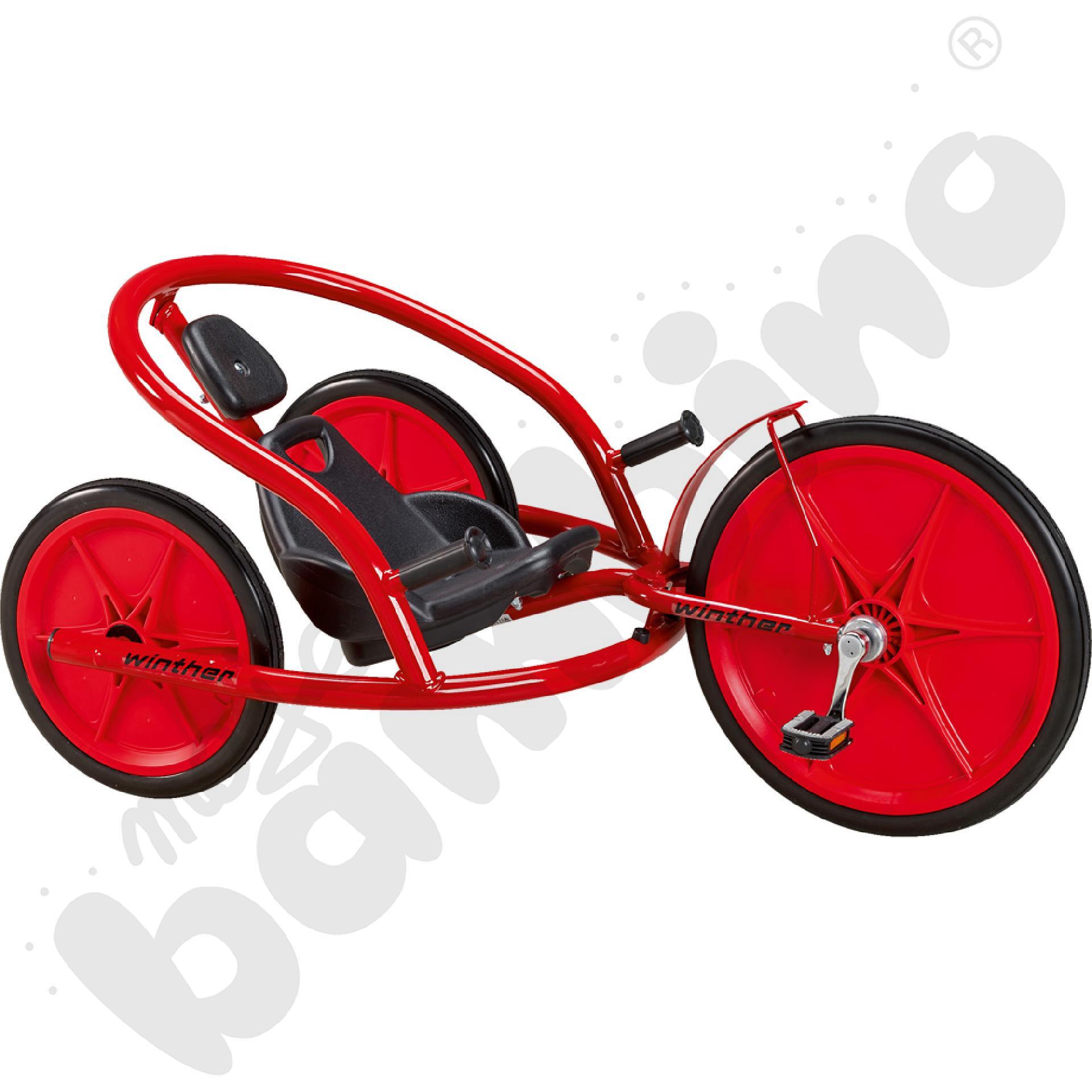 Viking U-Rider - rowerek poziomy