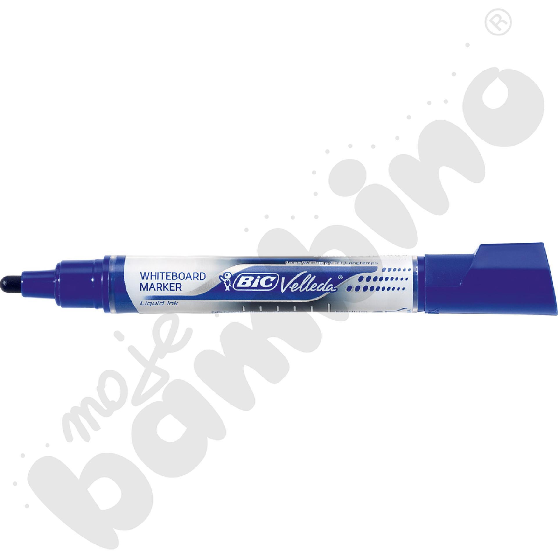 Marker suchościeralny BIC - niebieski