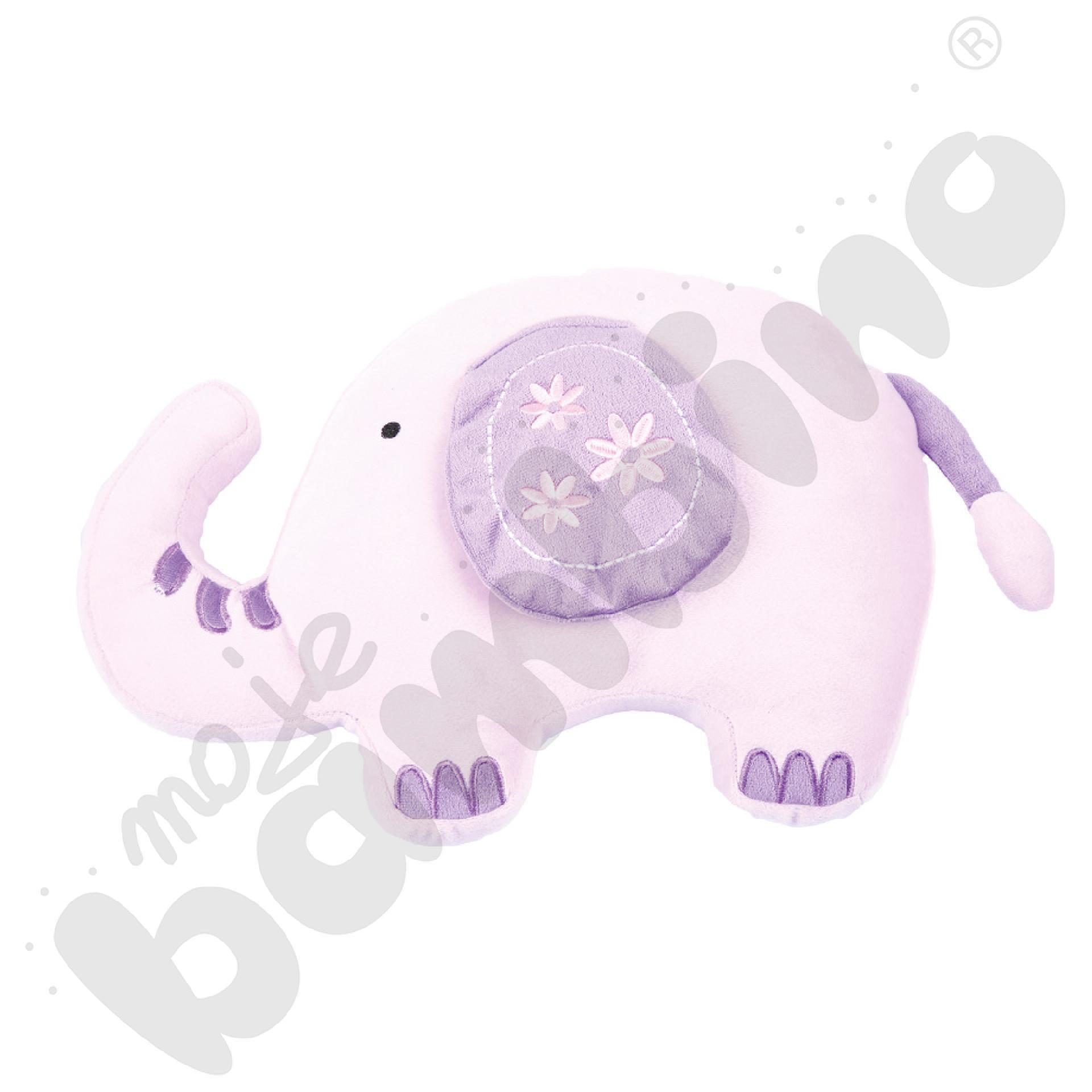 Poduszka FLAT słoń