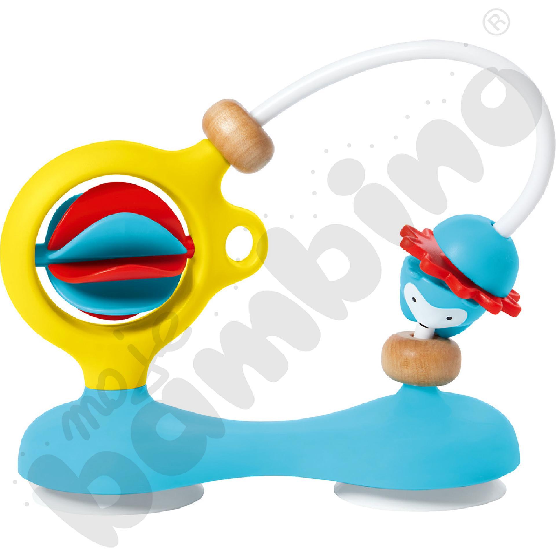 Zabawka na krzesełko do karmienia