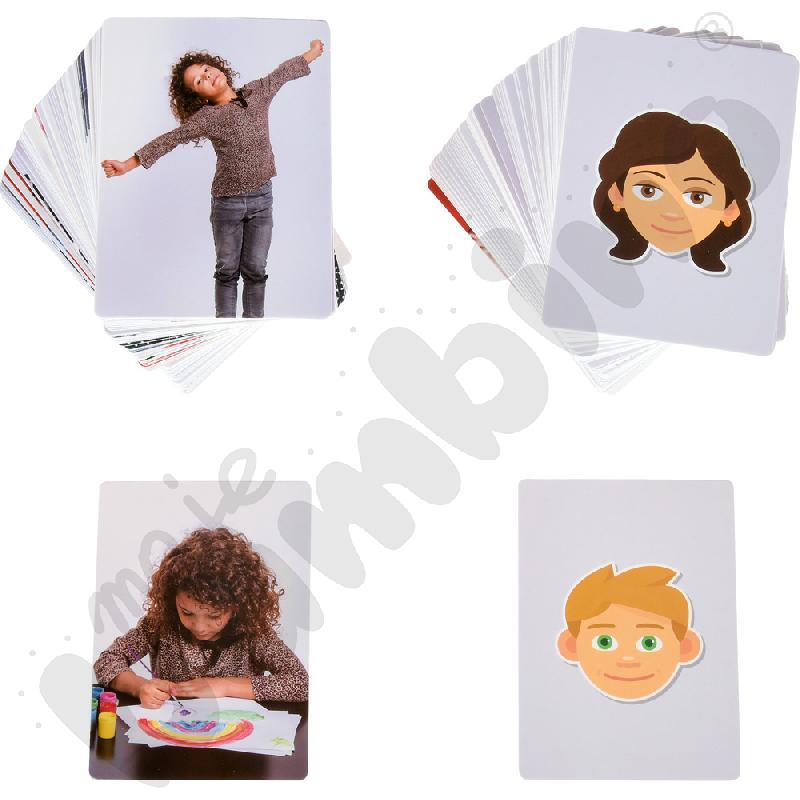 DrOmnibus Edukacja Włączająca - karty obrazkowe i 3-miesięczny dostęp