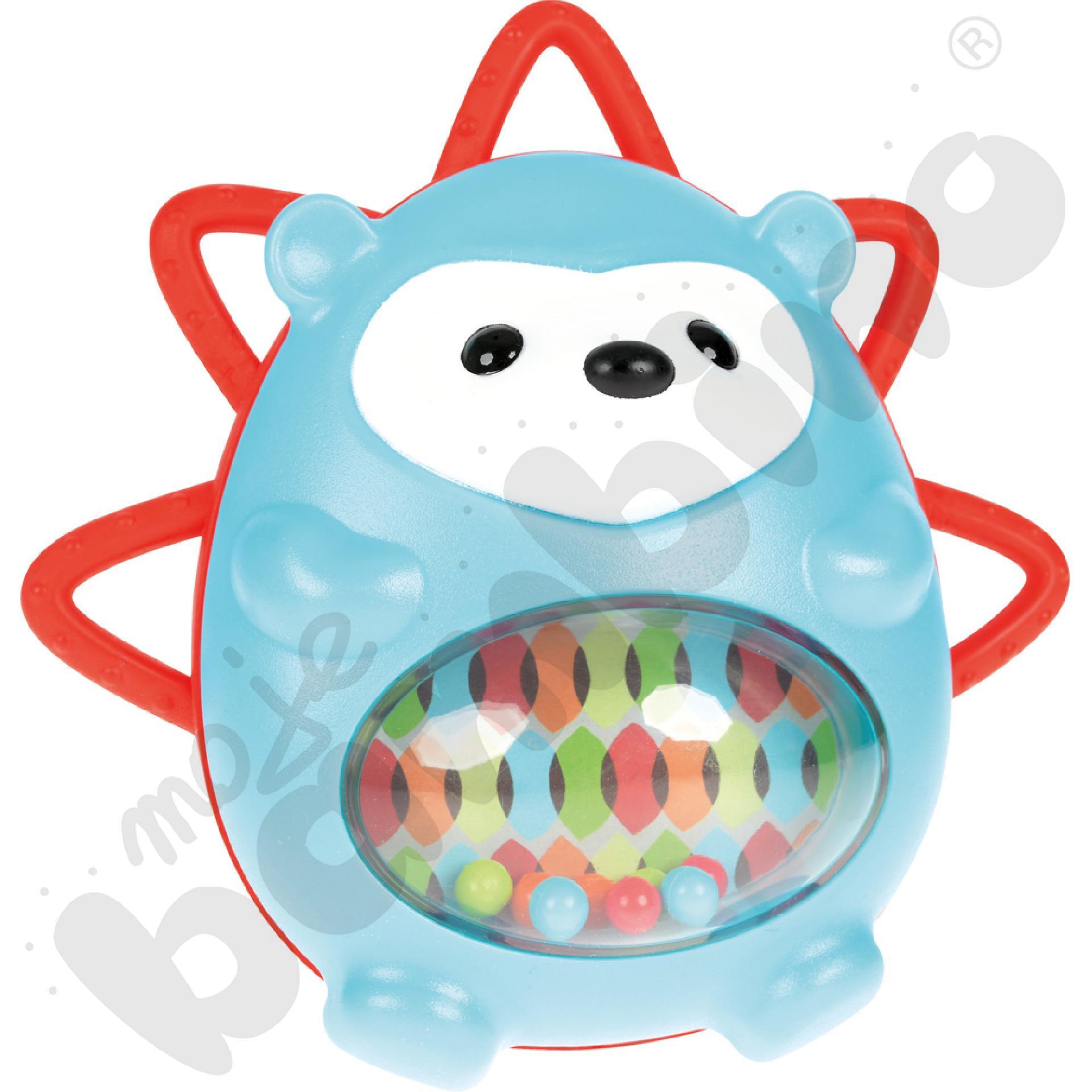 Zabawka Jeżyk Klik Klakaaa