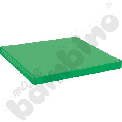 Materac lekki wym. 100 x 100 cm zielony