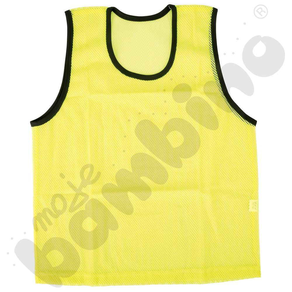 Koszulka jaskrawożółta, rozm. M