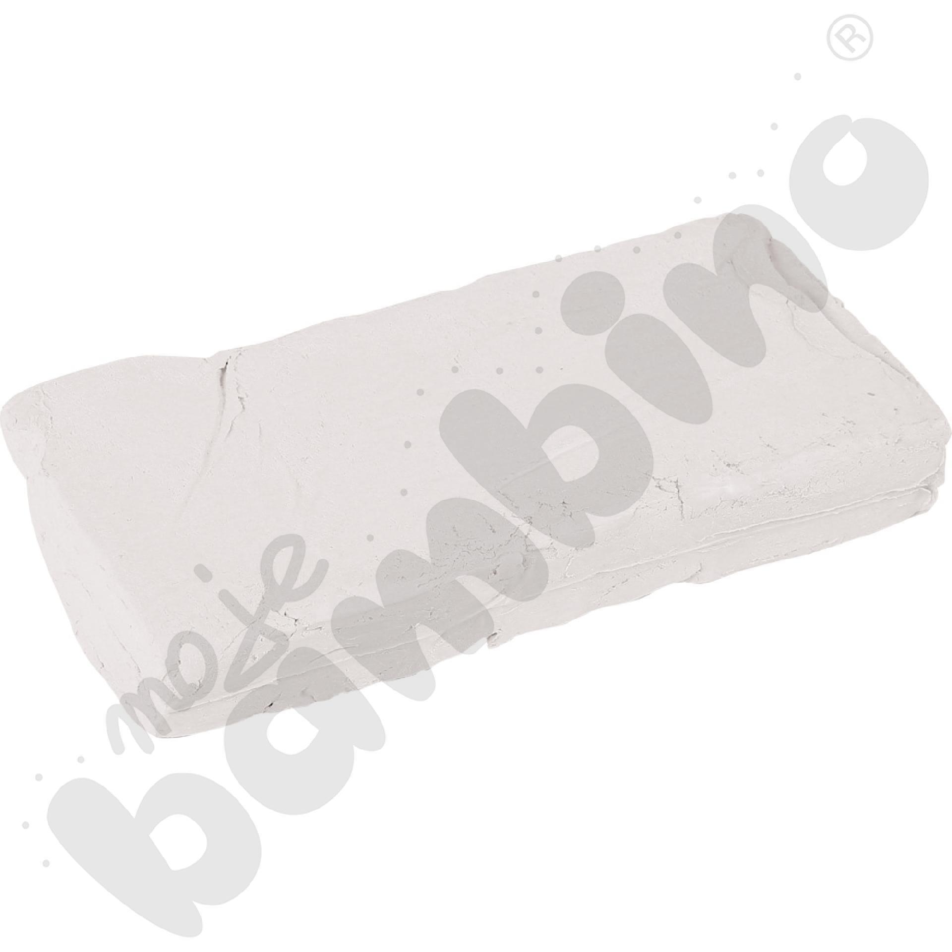 Glina biała samoutwardzalna