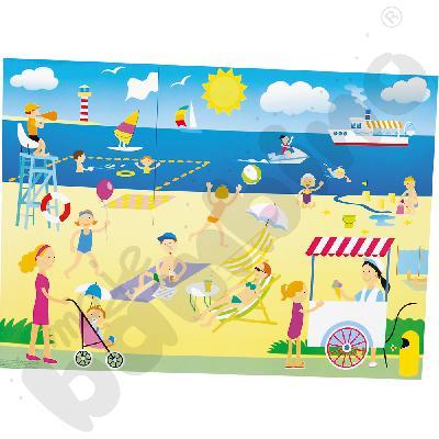 Tablice tematyczne Plaża