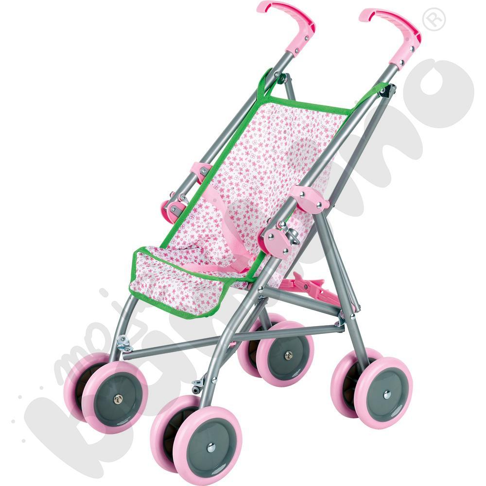 Wózek spacerowy dla maluszków