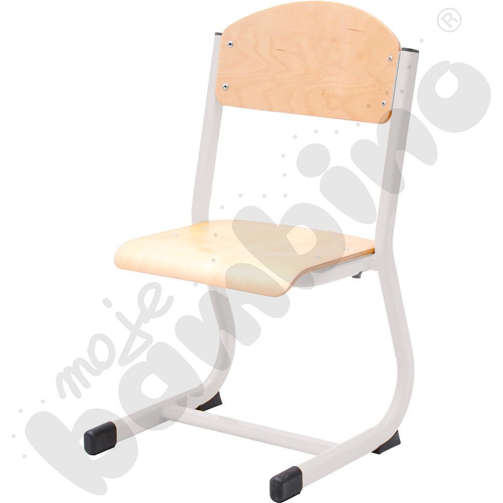 Krzesło IN-C rozm. 2 - srebrne