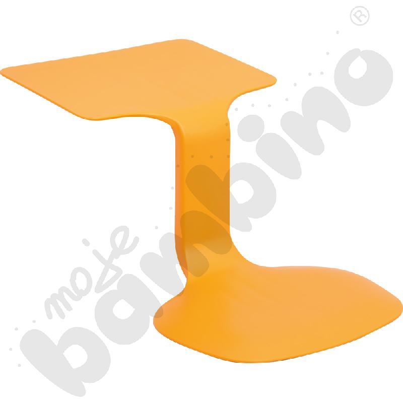 Stolik Z pomarańczowy
