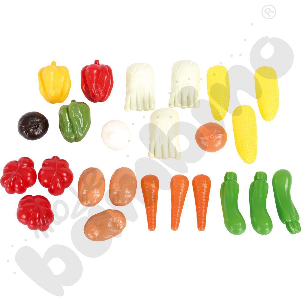 Małe warzywa