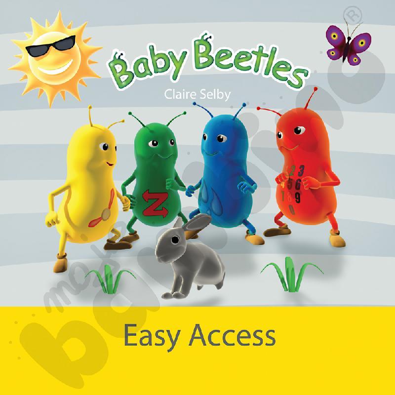 Easy Access Baby Beetles - pakiet dla nauczyciela