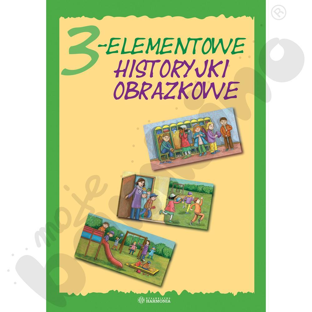 Historyjki obrazkowe 3 - elementowe