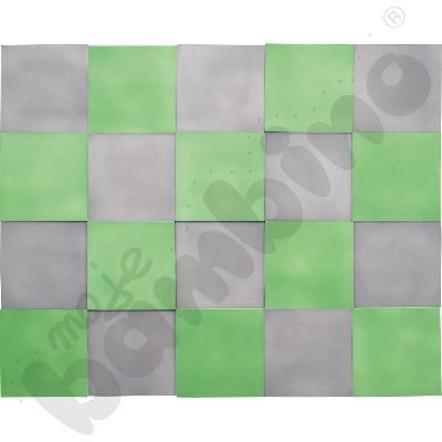 Zestaw kwadratów wyciszających 1