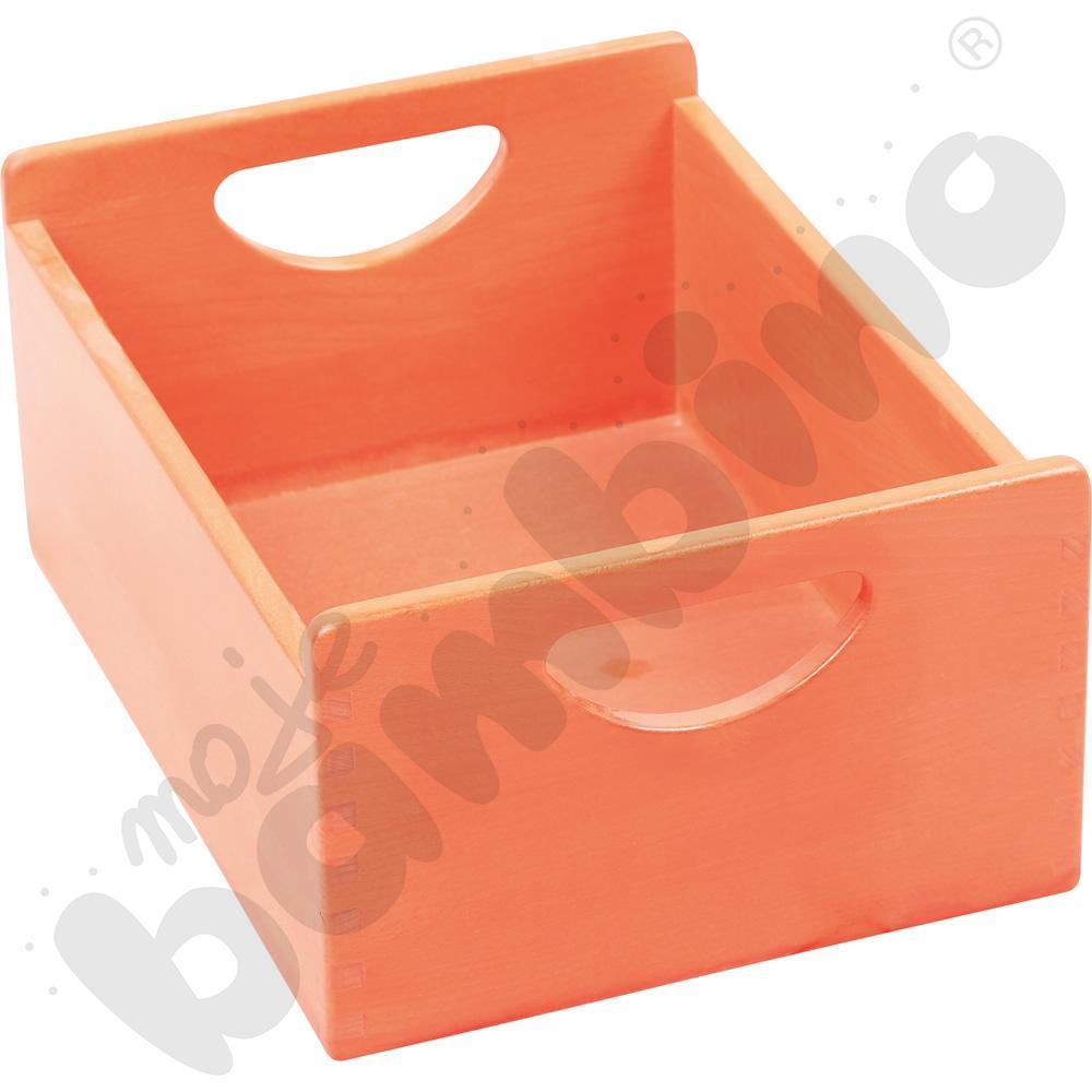 Pojemnik pomarańczowy