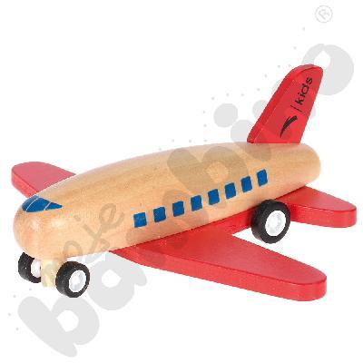 Samolot drewniany