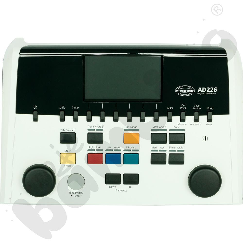 Moduł diagnostyczny - audiometr medyczny
