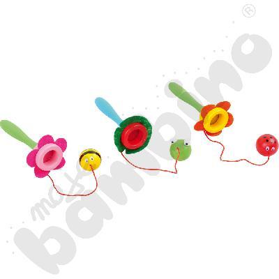 Zręcznościowe kwiatki