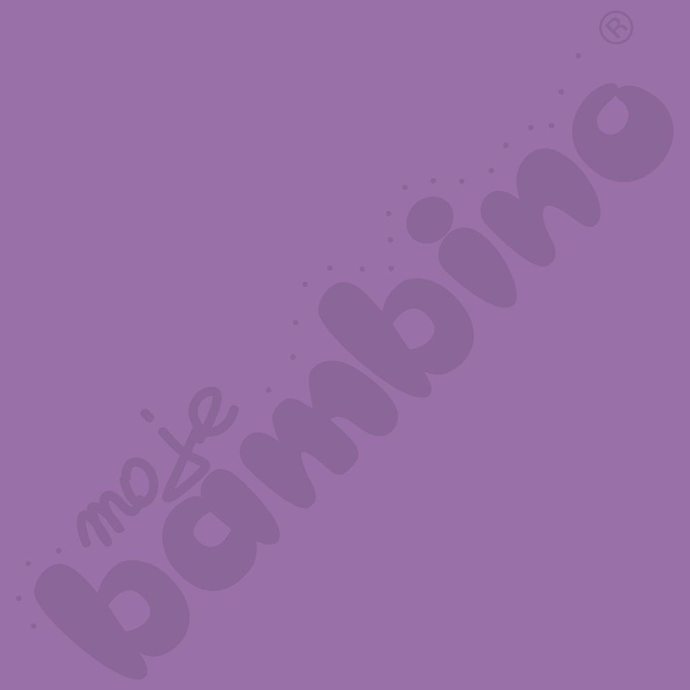 Karton gładki 10 arkuszy o wym. 50 x 70 cm ciemnofioletowy