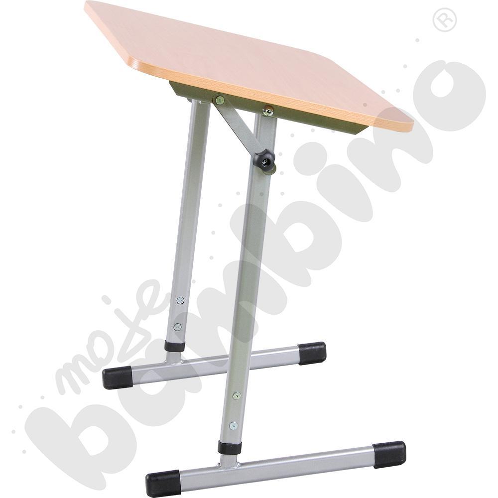 Stabilny stół pochylny 1-os. T 5-6 aluminium