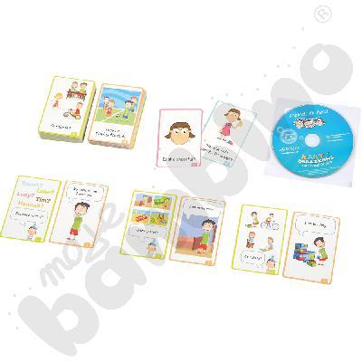 Angielski Karty dla dzieci...aaa