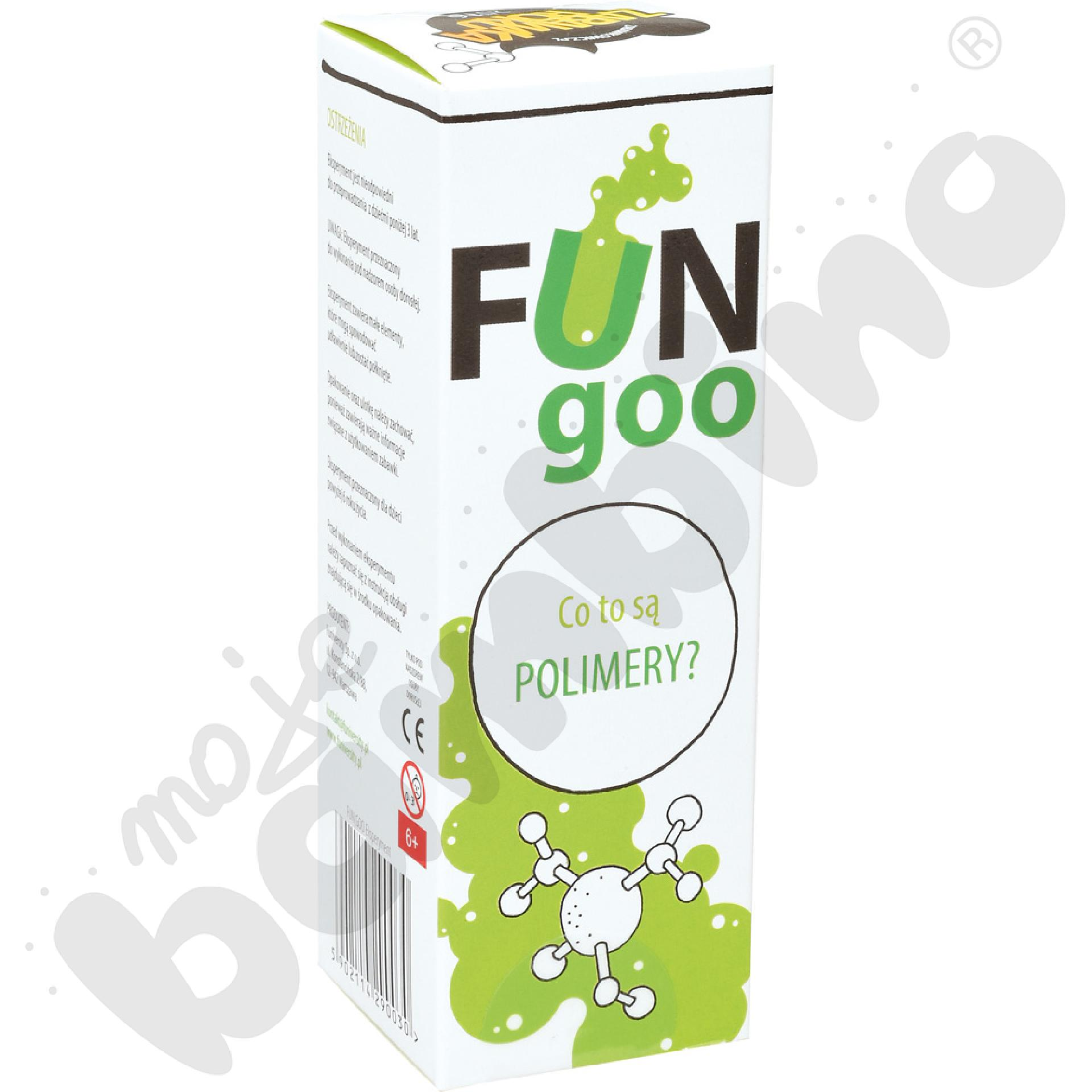 Fun goo - mini eksperyment z polimerami