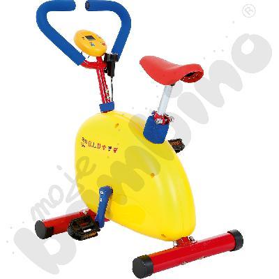 Rowerek stacjonarny - do 68 kg