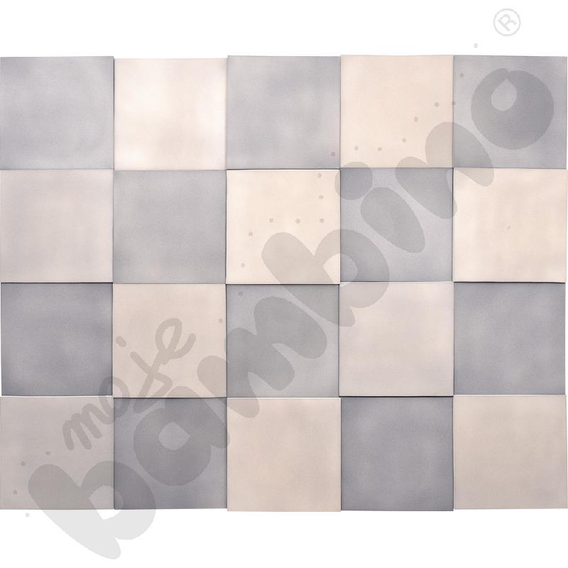 Zestaw kwadratów wyciszających 4