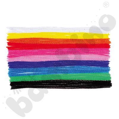 Kolorowe druciki