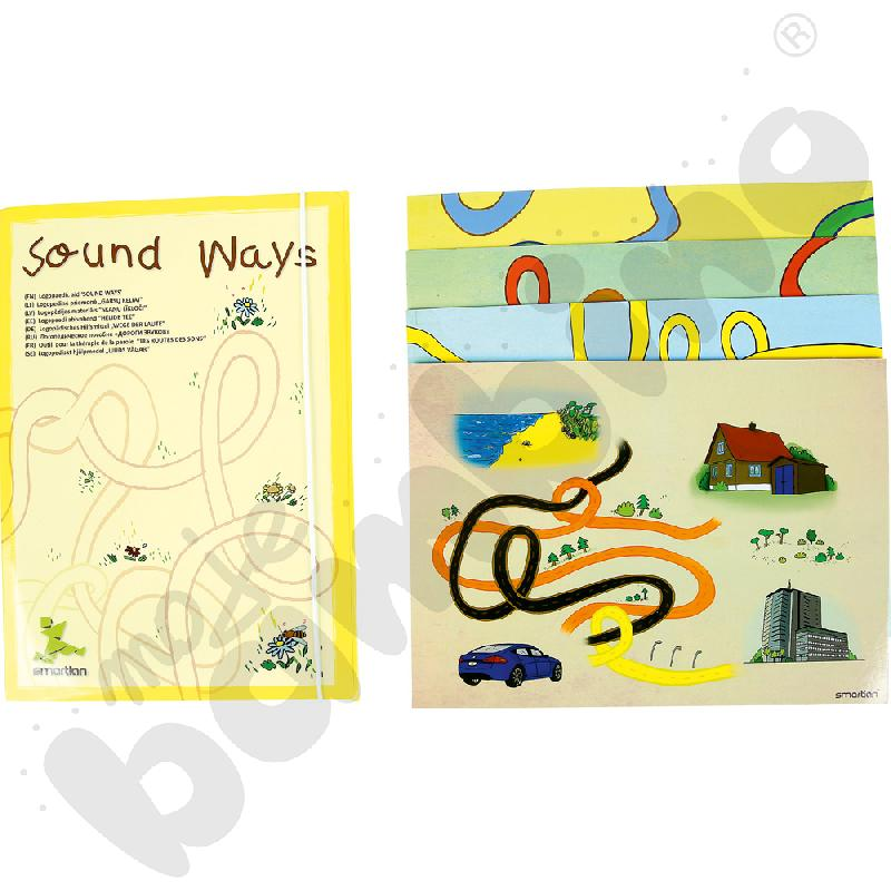 Karty logopedyczne Dźwięki