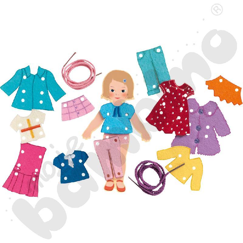 Przewlekanka - ubrania