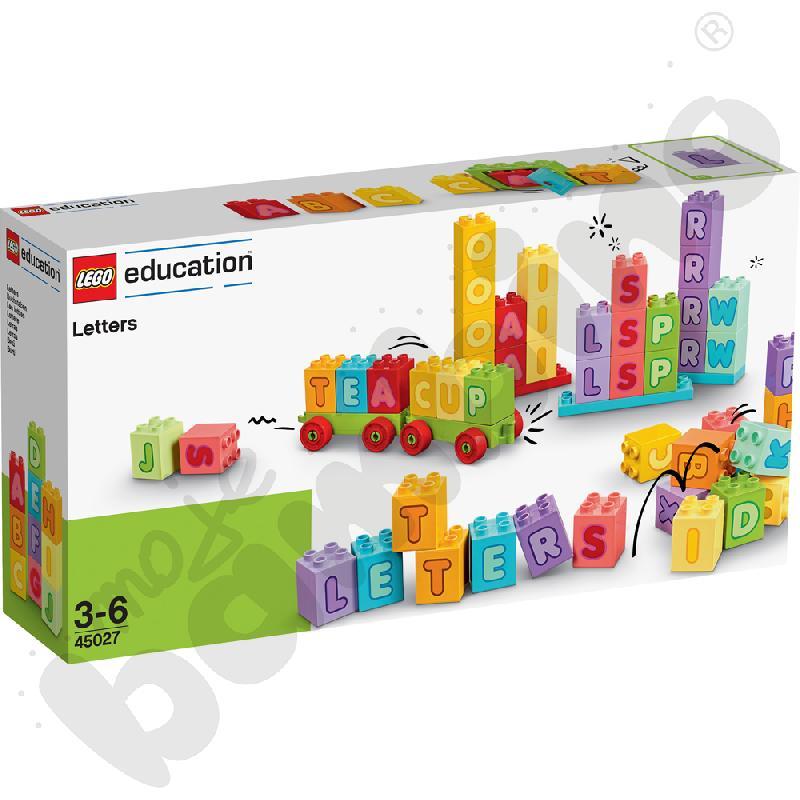 LEGO® DUPLO® Litery