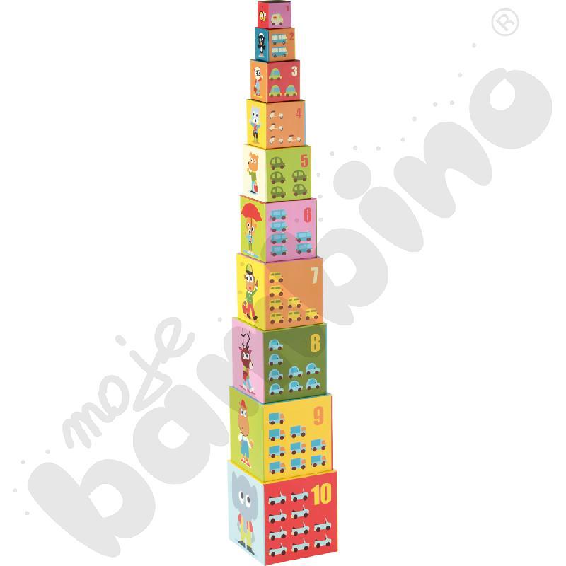 Wieża - pojazdy