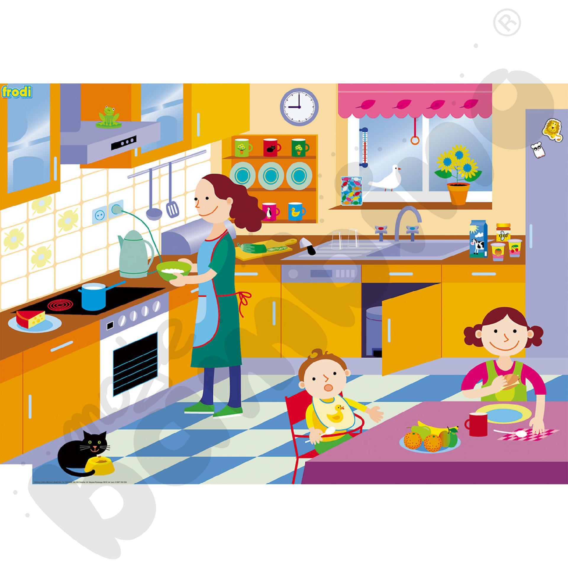 Tablice tematyczne Kuchnia