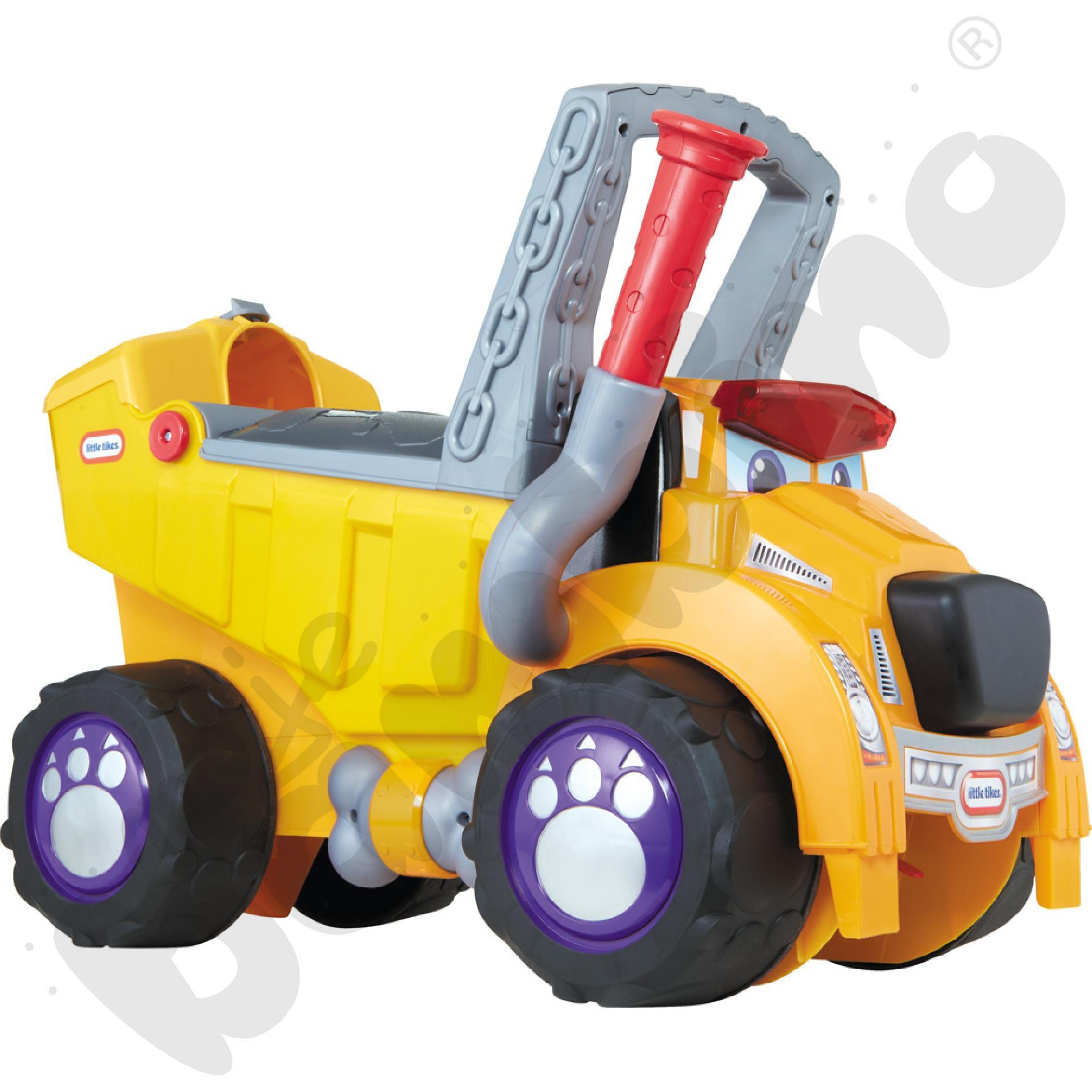 Ciężarówka Big Dog