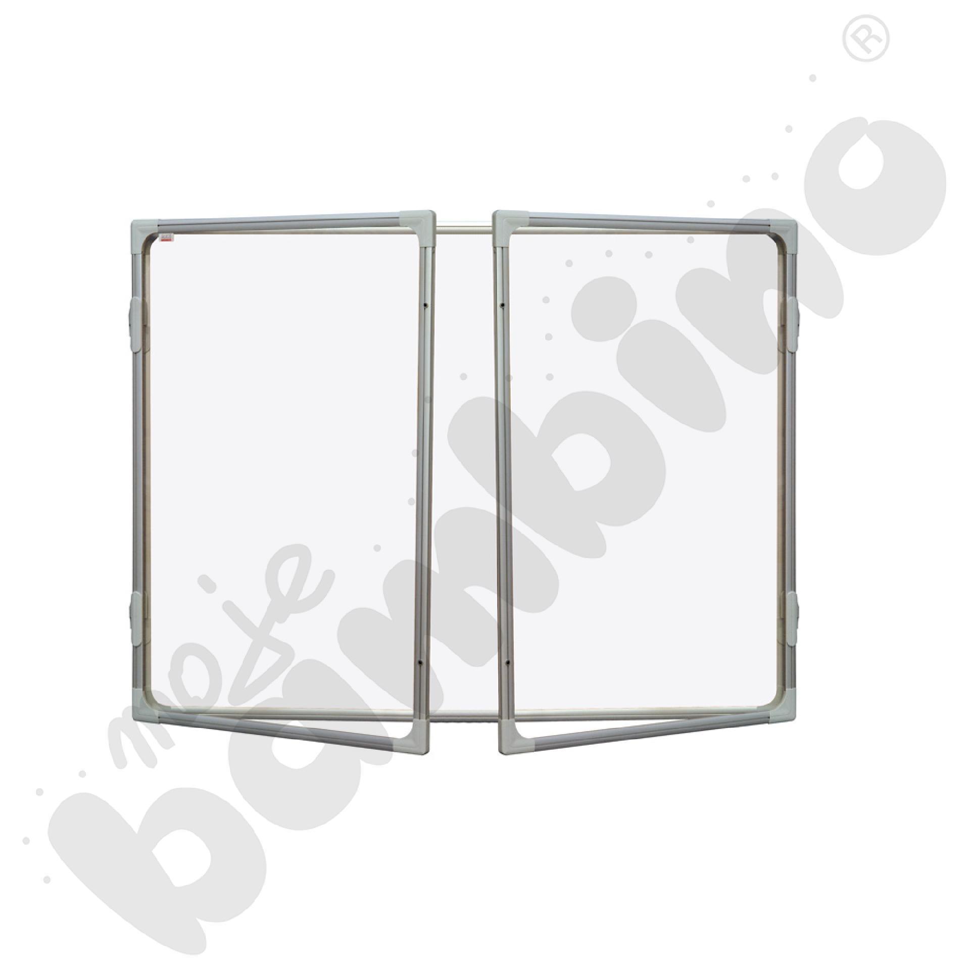 Gablota wewnętrzna otwierana na bok suchościeralno-magnetyczna 180 x 120 cm