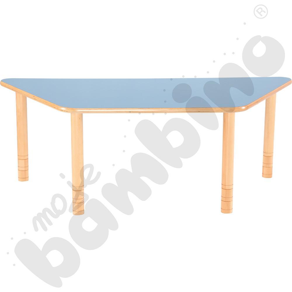 Stół Flexi trapezowy-...