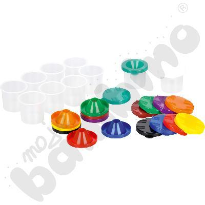 Kubeczki na farby