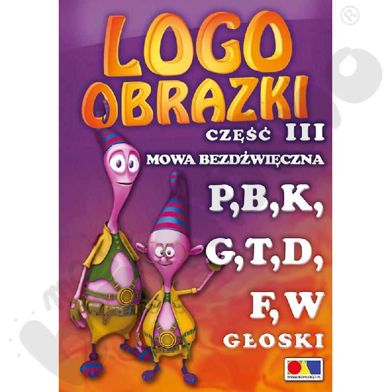 Logo obrazki. Część III - mowa bezdźwięczna