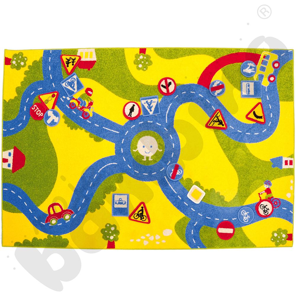 Dywan Bezpieczna droga