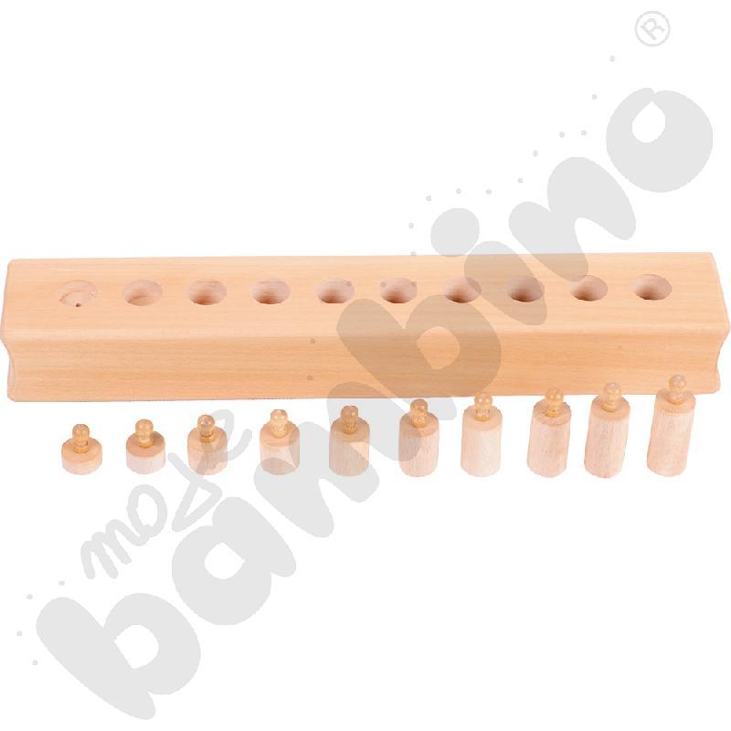 Blok z cylindrami 4