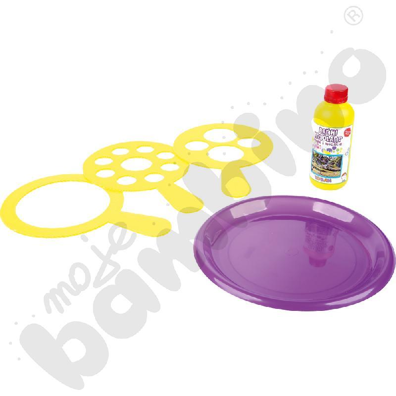 Zestaw do robienia baniek mydlanych